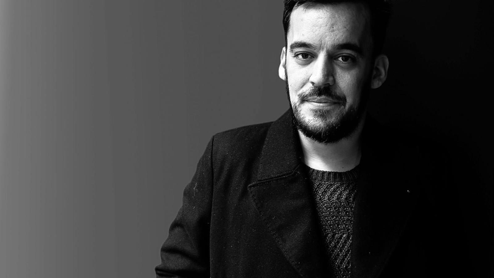 Samuel Aranda fotografiat a Barcelona. XAVIER BERTRAL