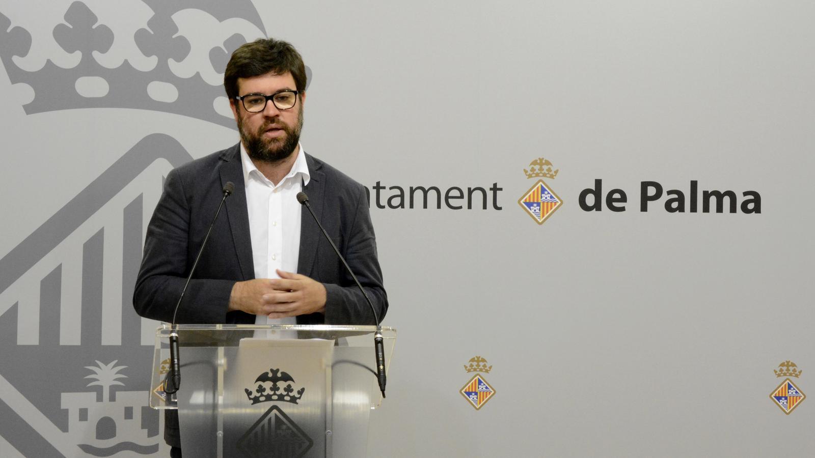 Antoni Noguera, en una imatge d'arxiu