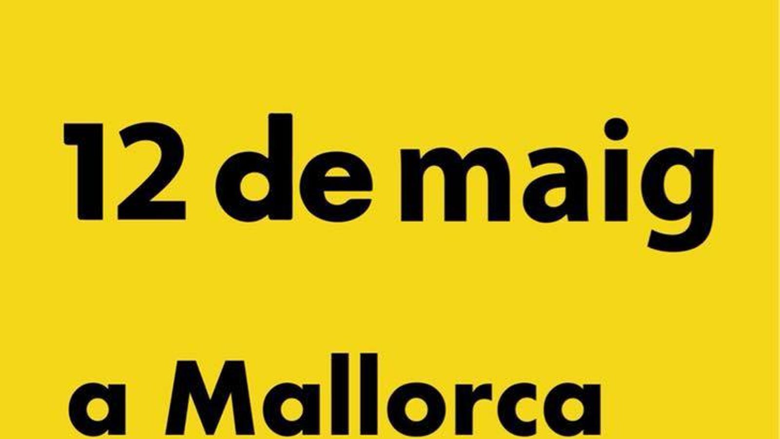 Dia 12 de maig, a Mallorca la farem groga!