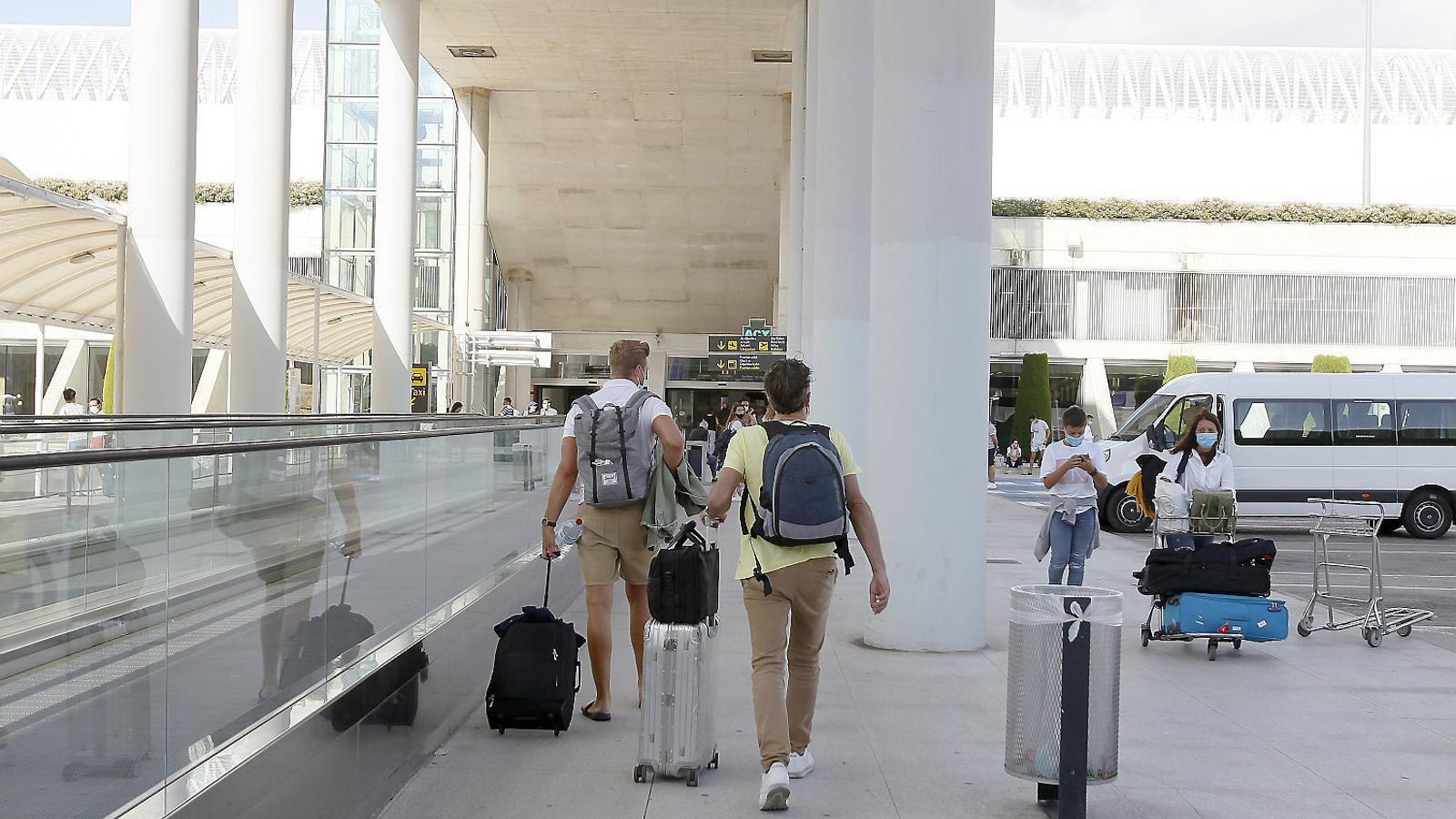 """Será maravilloso, viajar hasta Mallorca..."""