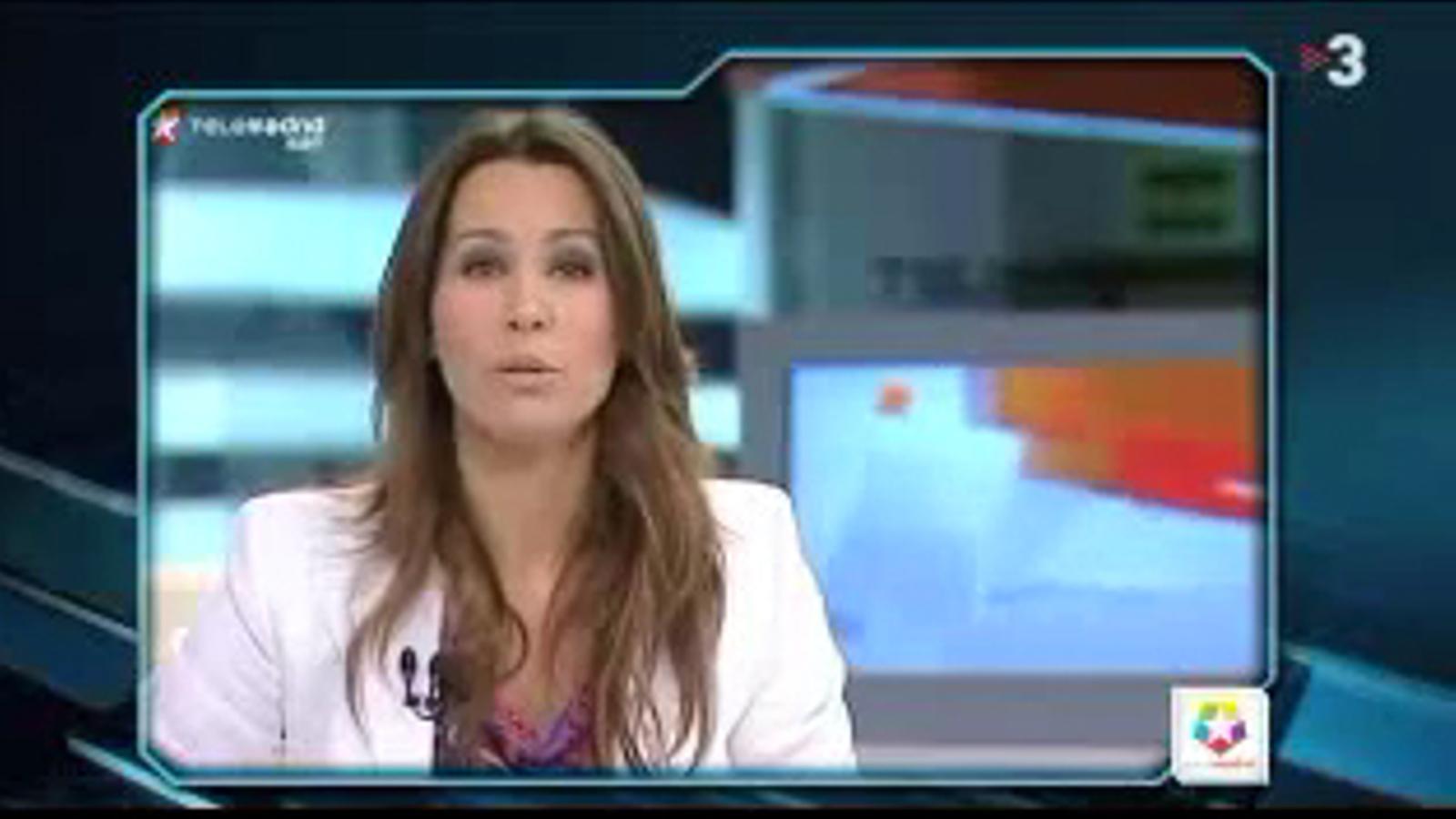 Telemadrid responsabilitza Guardiola de les agressions a la premsa de Madrid a Canaletes