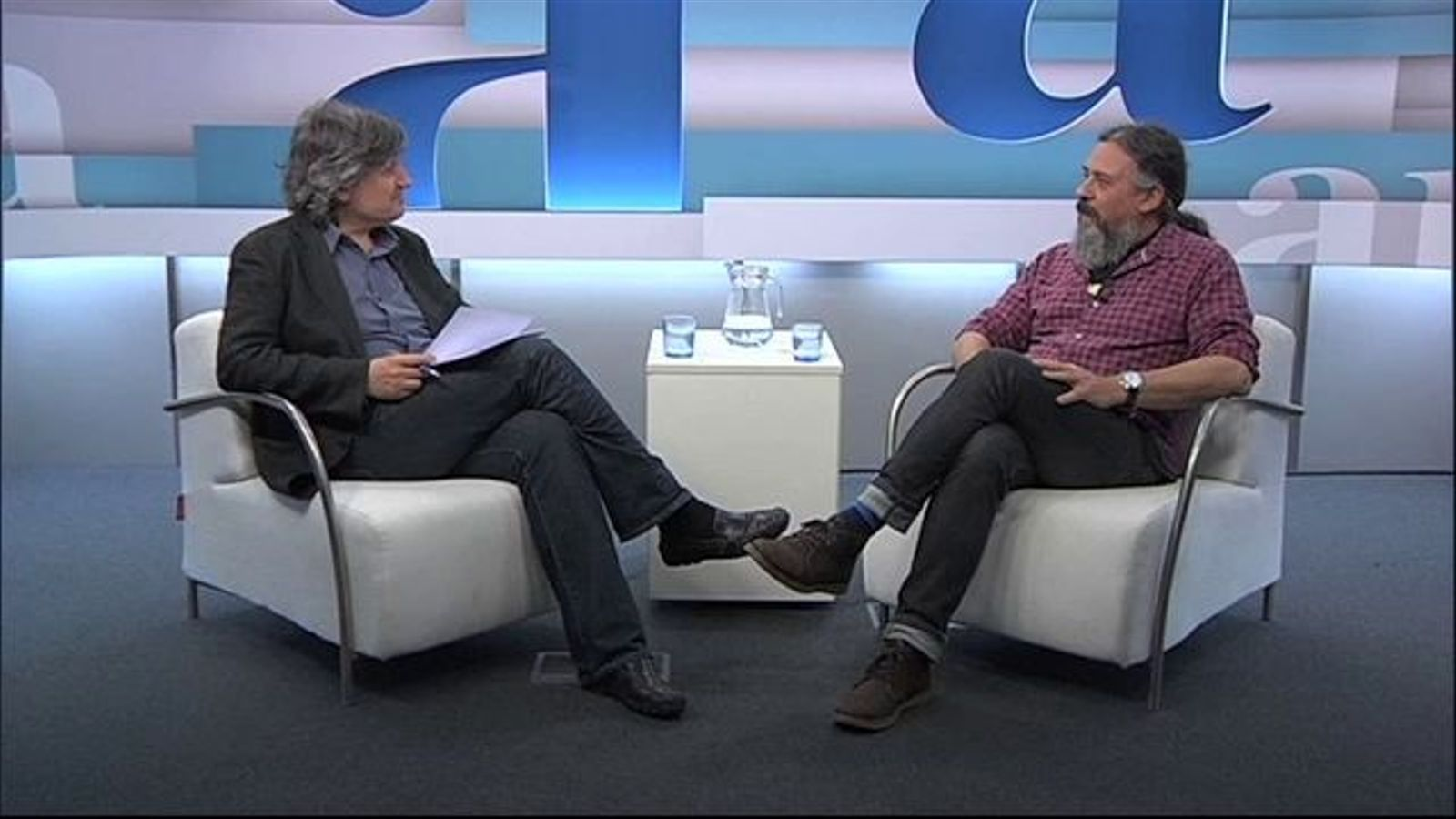 Entrevista completa de Carles Capdevila a Francesc Capdevila, 'Max', per 'Ara TV Premium'