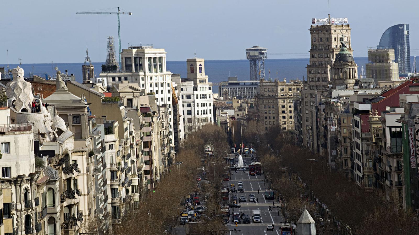 La pujada de preus dels pisos de lloguer de luxe a for Pisos de lloguer a barcelona