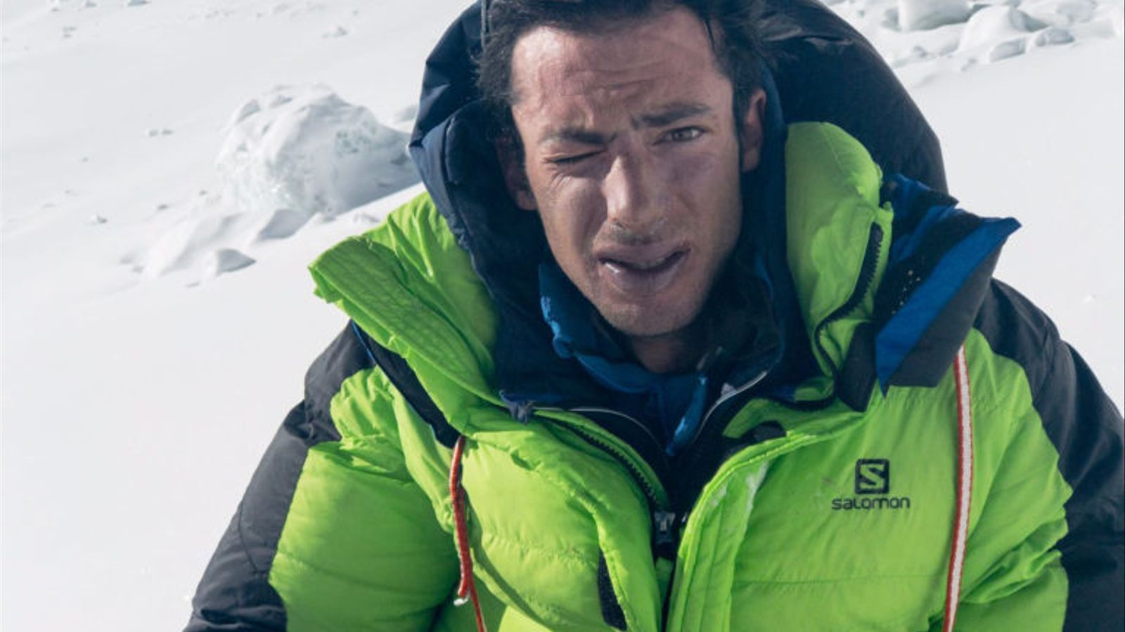 Kilian Jornet, al camp base avançat de l'Everest