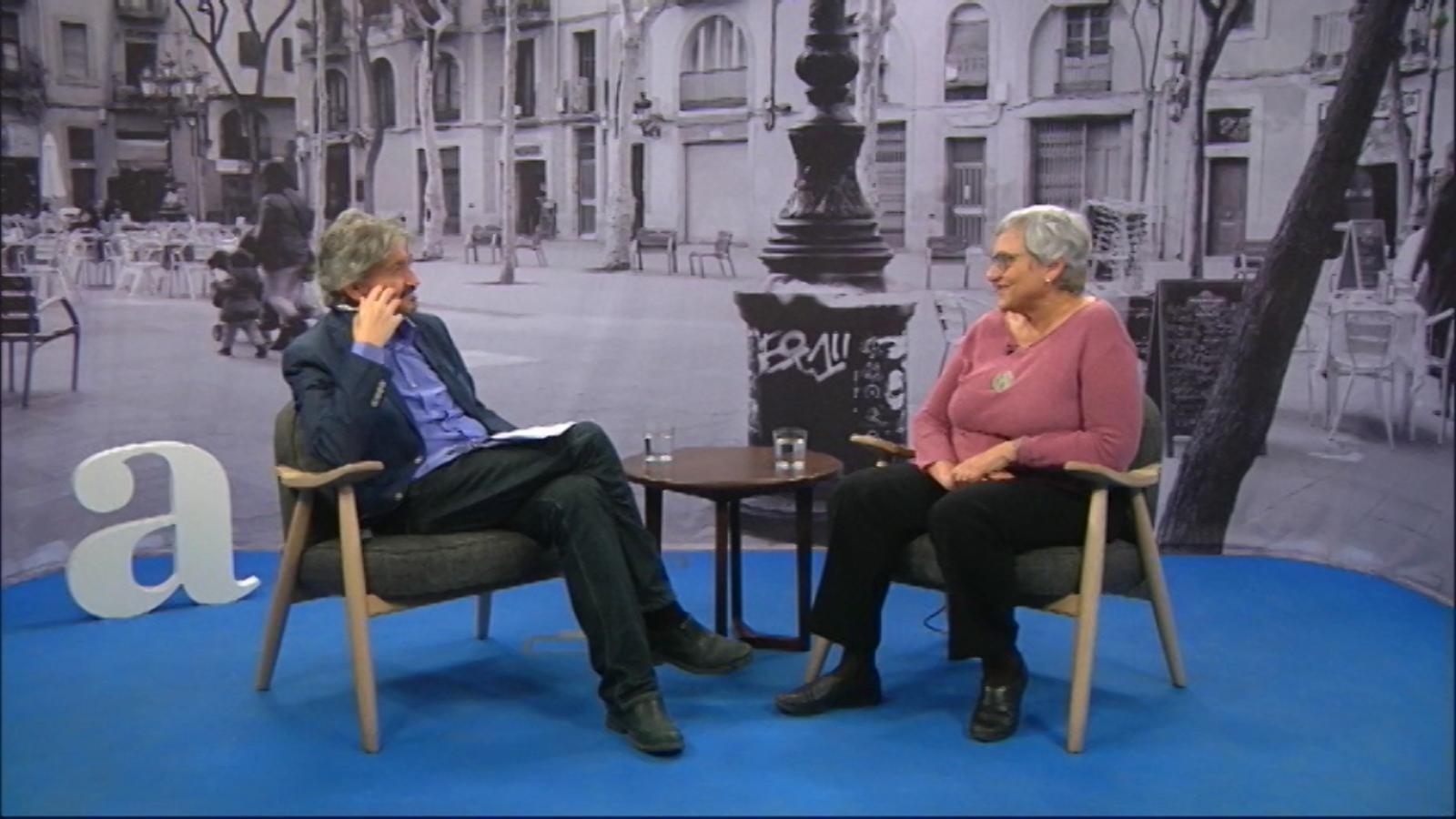 L'entrevista de Carles Capdevila a Neus Sanmartí