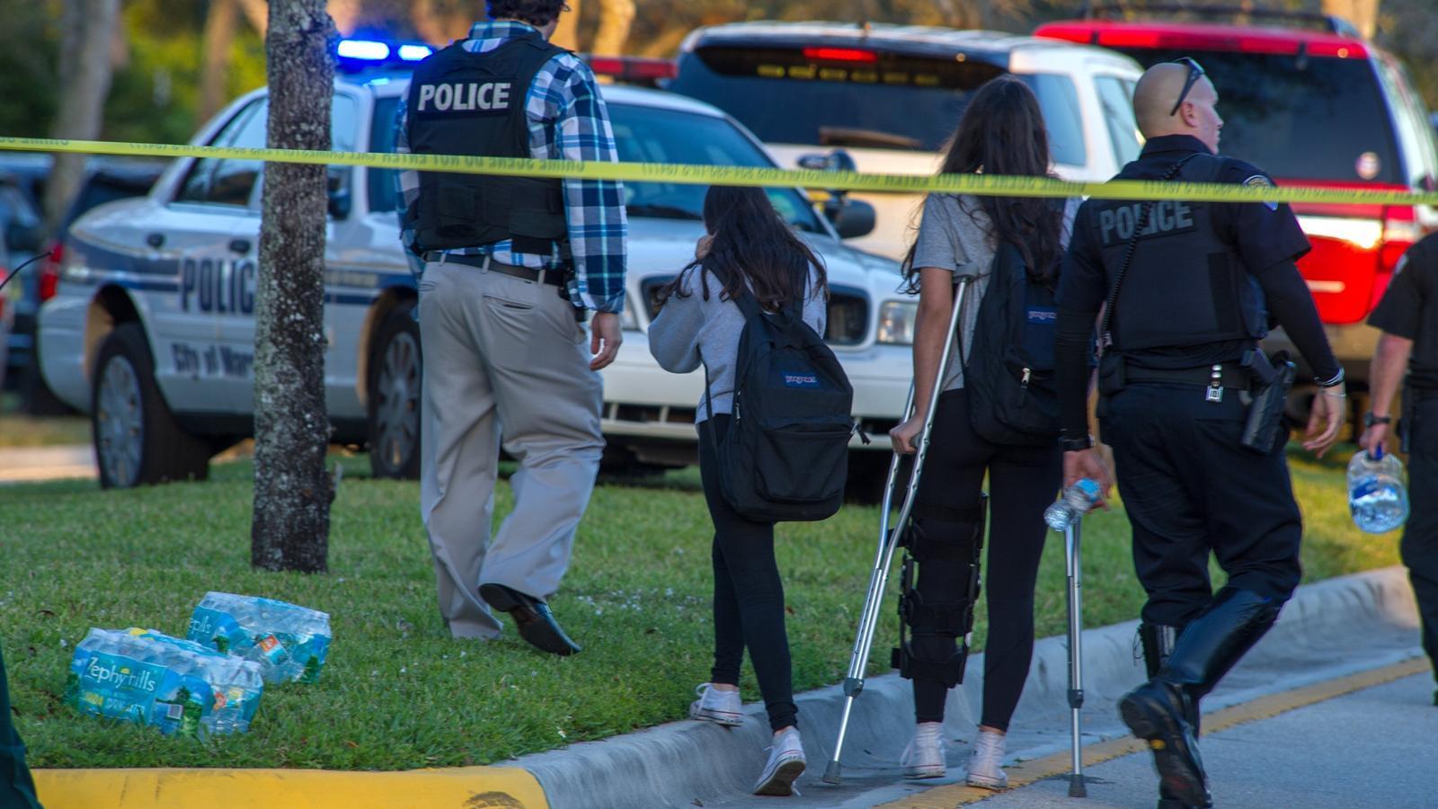 L'epidèmia nord-americana: més de 40 morts al dia per arma de foc