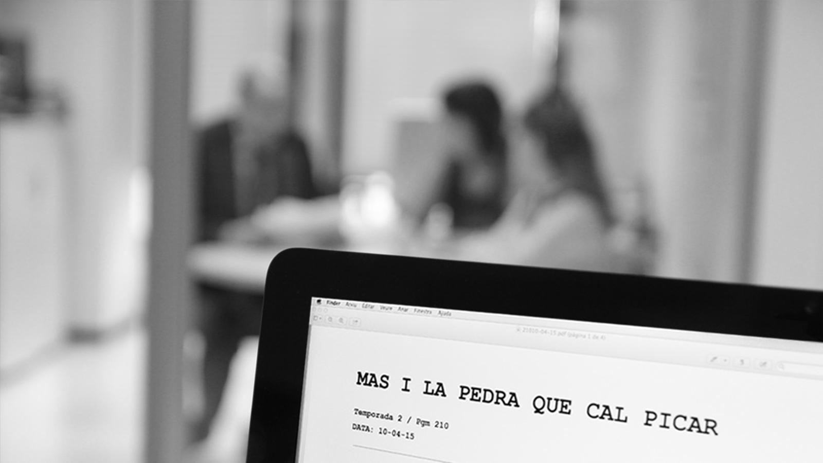 L'editorial d'Antoni Bassas: 'Mas i la pedra que cal picar' (10/04/2015)