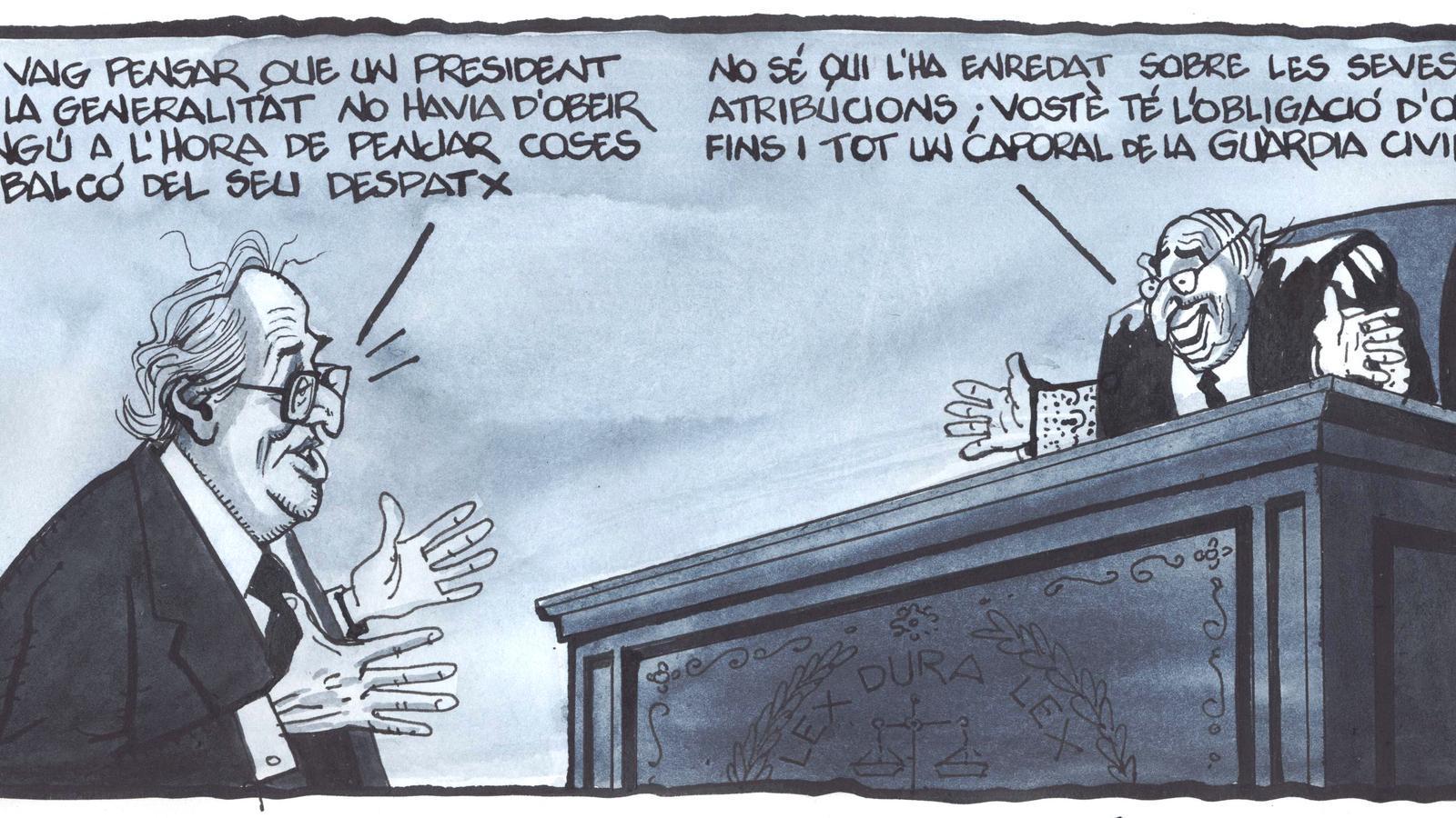 'A la contra', per Ferreres (17/07/2019)