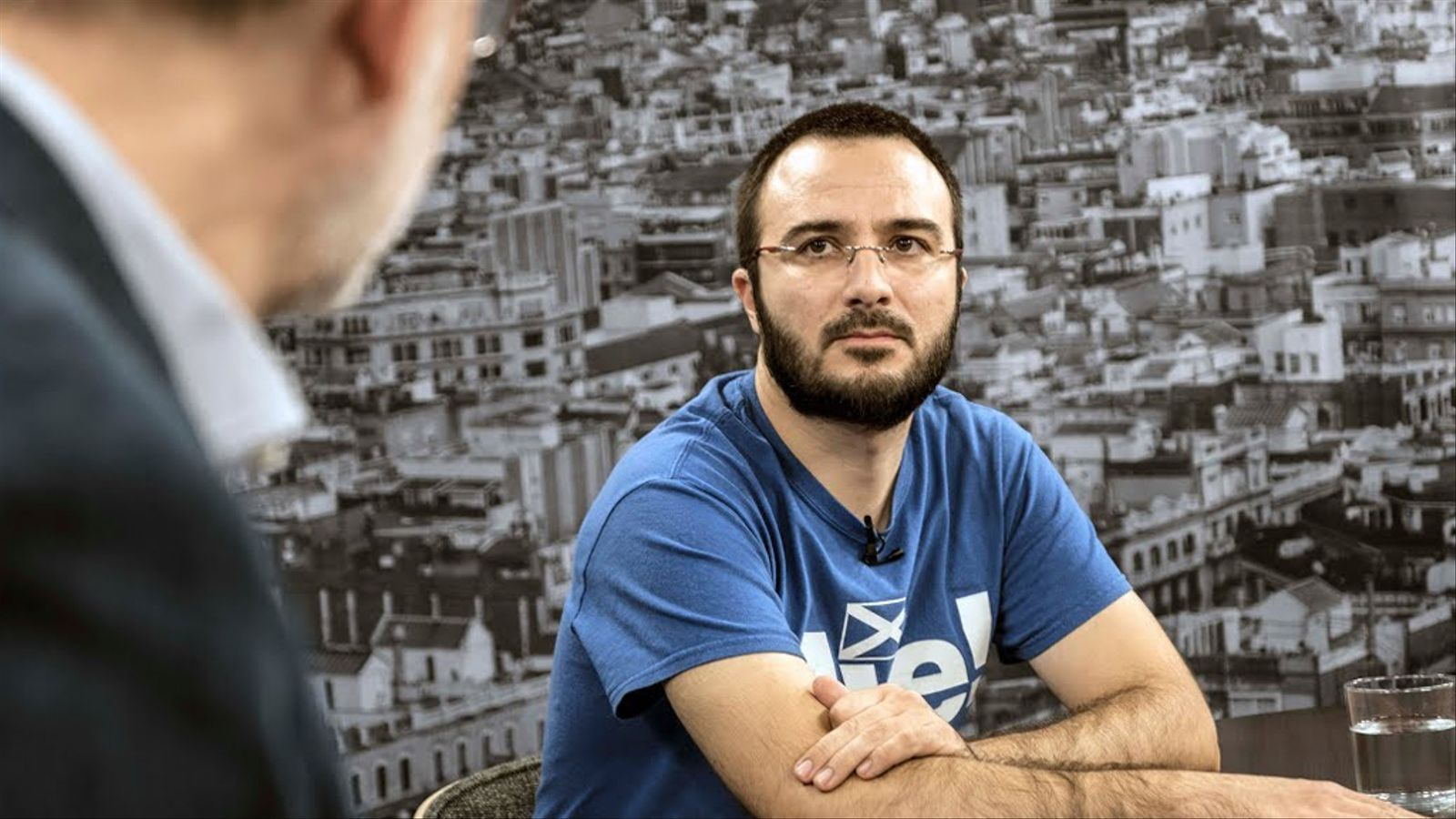 Entrevista d'Antoni Bassas a Albert Botran
