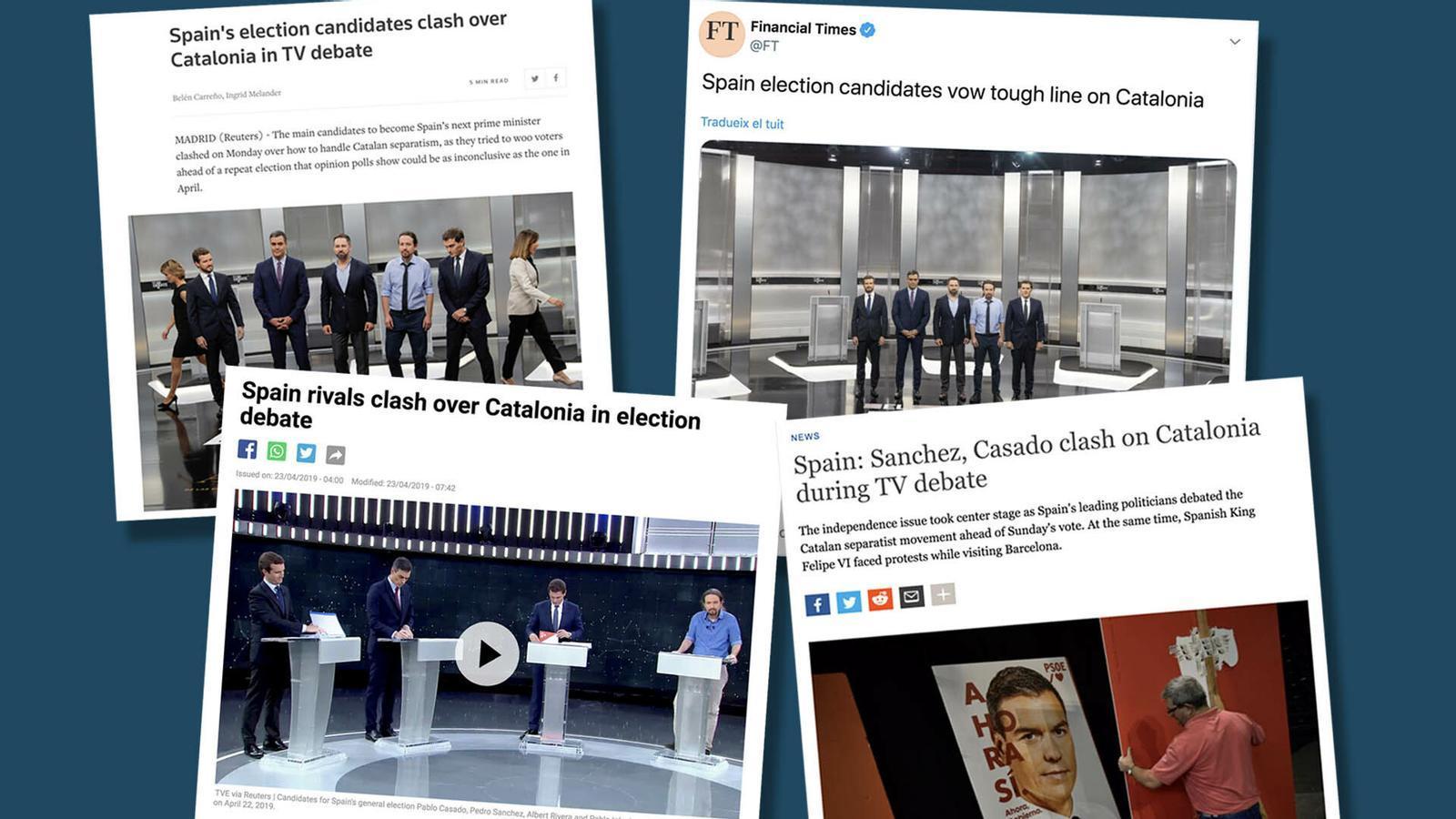 L'anàlisi d'Antoni Bassas: 'I a tot el món ho veuen: Espanya només debat sobre Catalunya'