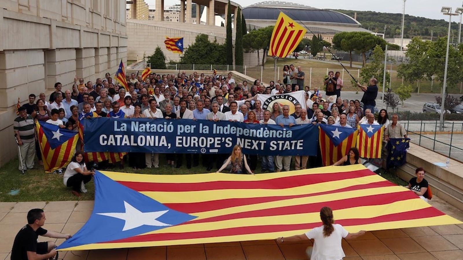Col·lectiu La Natació Catalana per la Independència