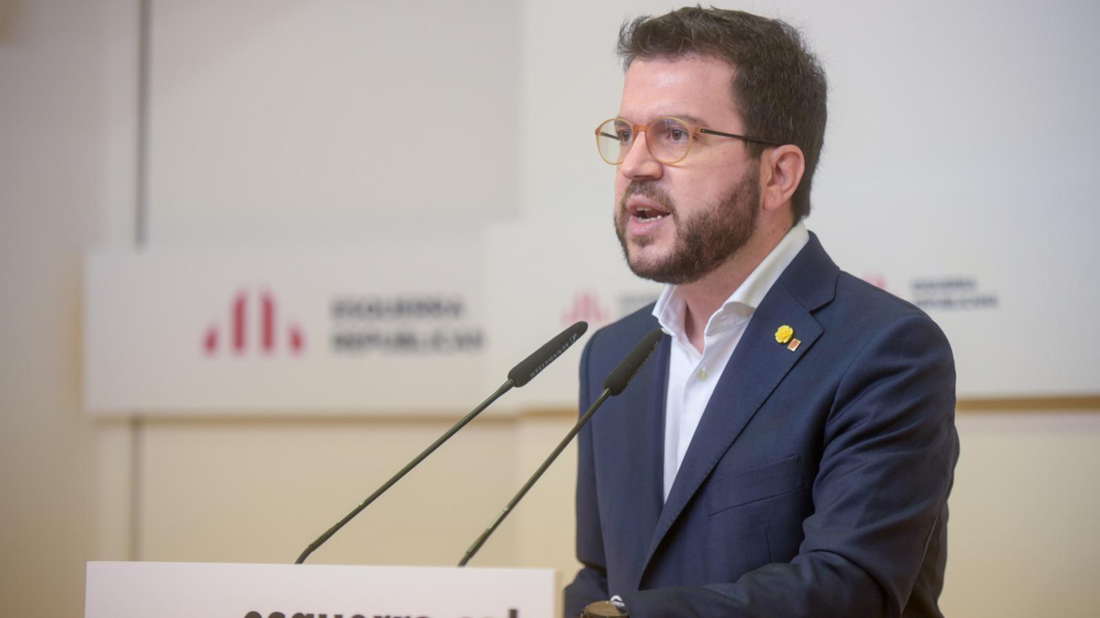"""ERC eleva el to contra JxCat i l'acusa de """"tapar-se les vergonyes de la corrupció"""" amb el PSC"""