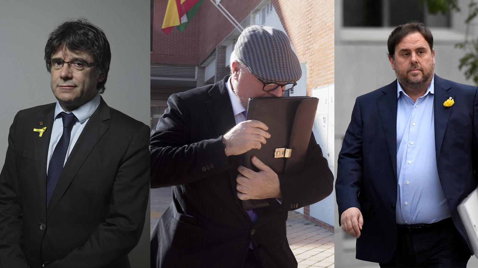 L'anàlisi d'Antoni Bassas: 'Puigdemont versus Junqueras i les clavegueres de l'Estat versus Catalunya'