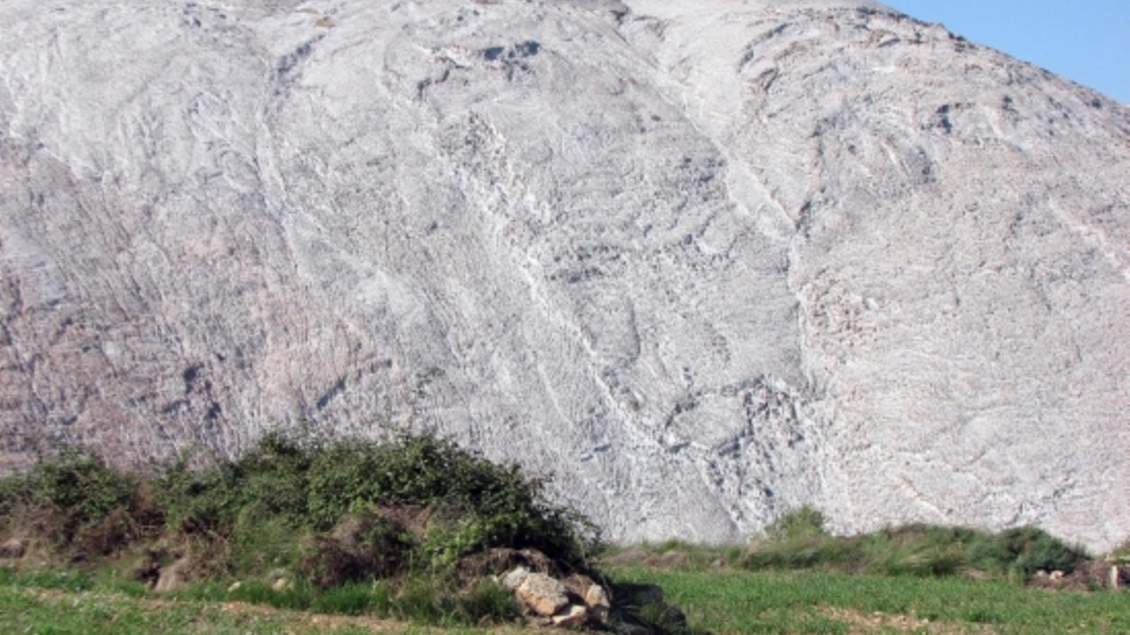 El runam salí del Cogulló de Sallent / ACN