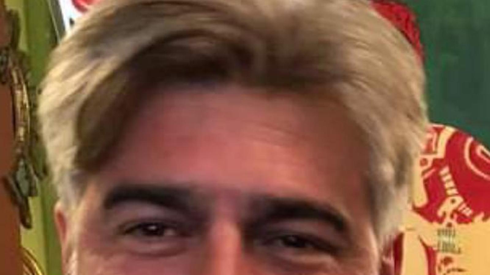 L'advocat Antoni Riestra