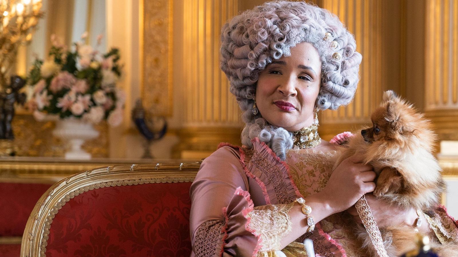 La reina d'Anglaterra a 'Los Bridgerton'