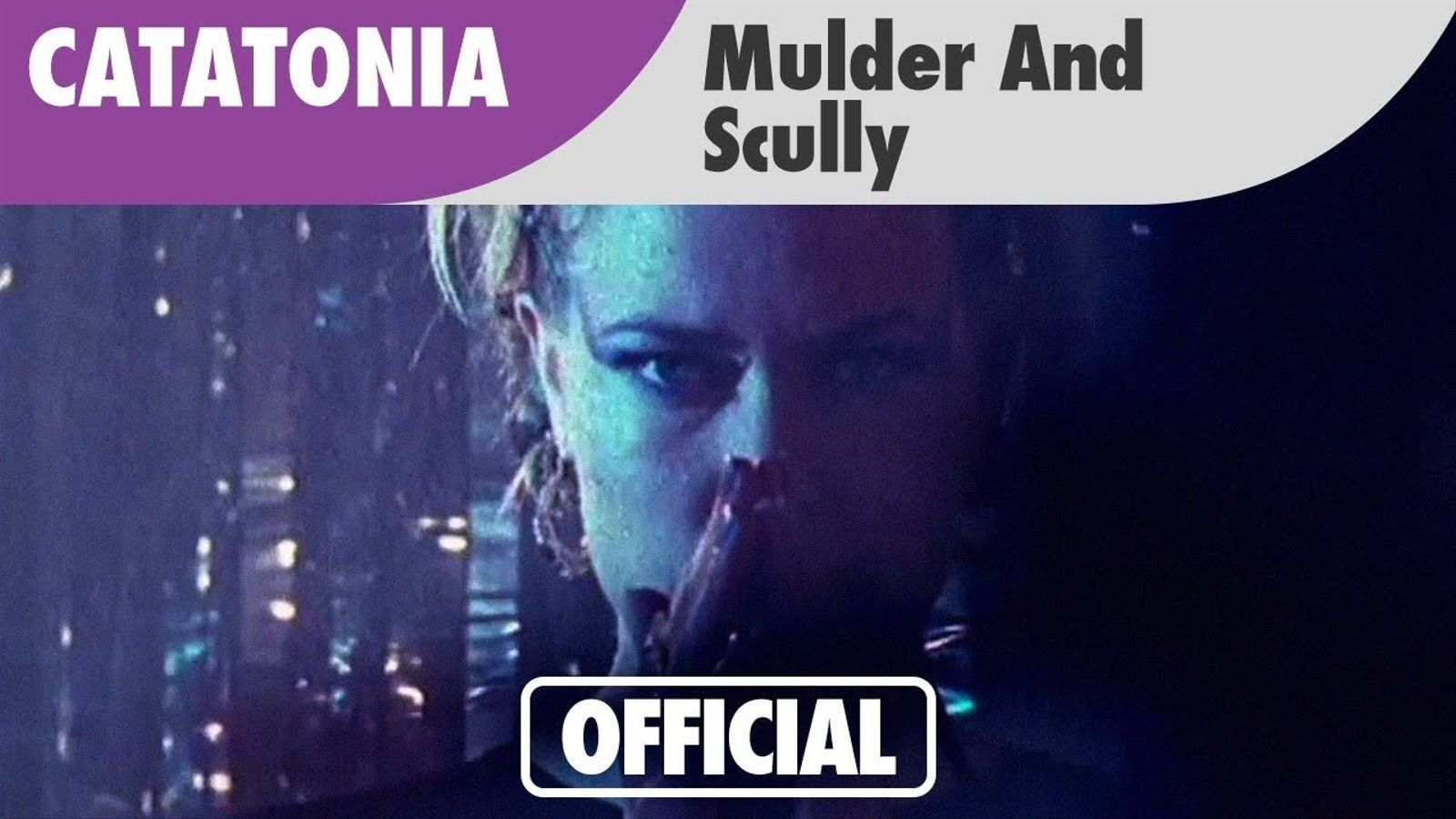 'Mulder & Scully', de Catatonia