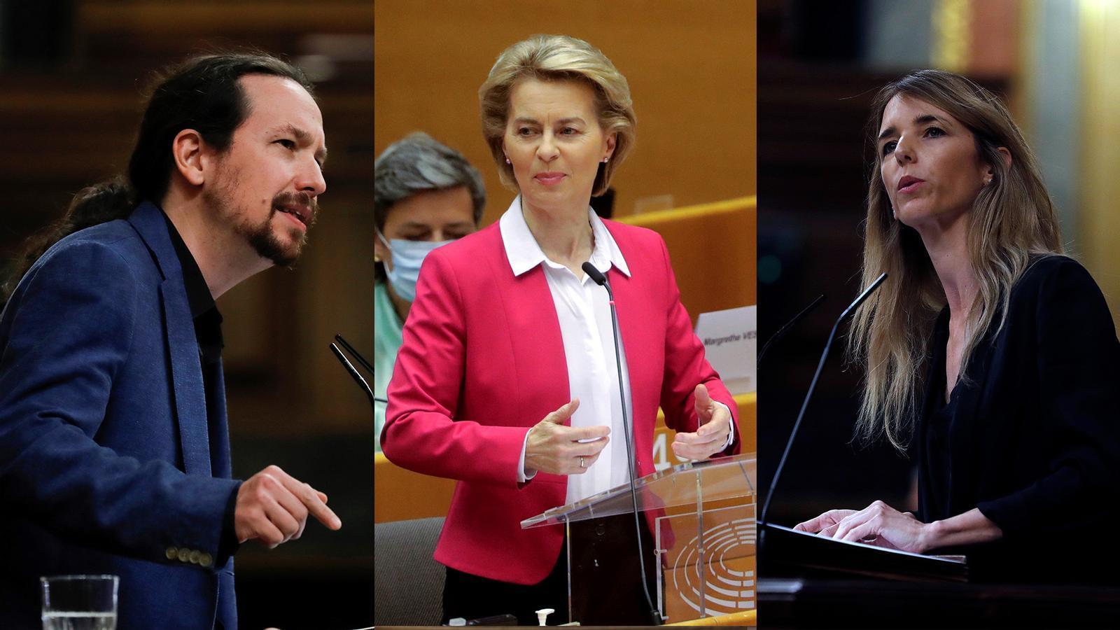 """Espanya podria rebre 140.000 milions d'euros de la UE i Álvarez de Toledo li diu a Iglesias """"fill de terrorista"""": les claus del vespre amb Antoni Bassas (27/05/2020)"""