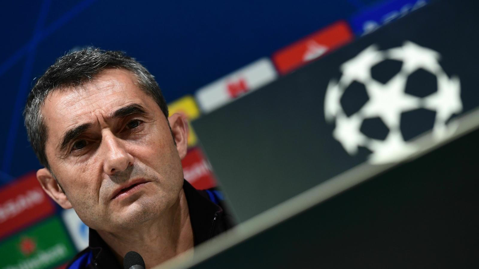 "Valverde: ""No m'he plantejat la sortida d'Arturo Vidal"""