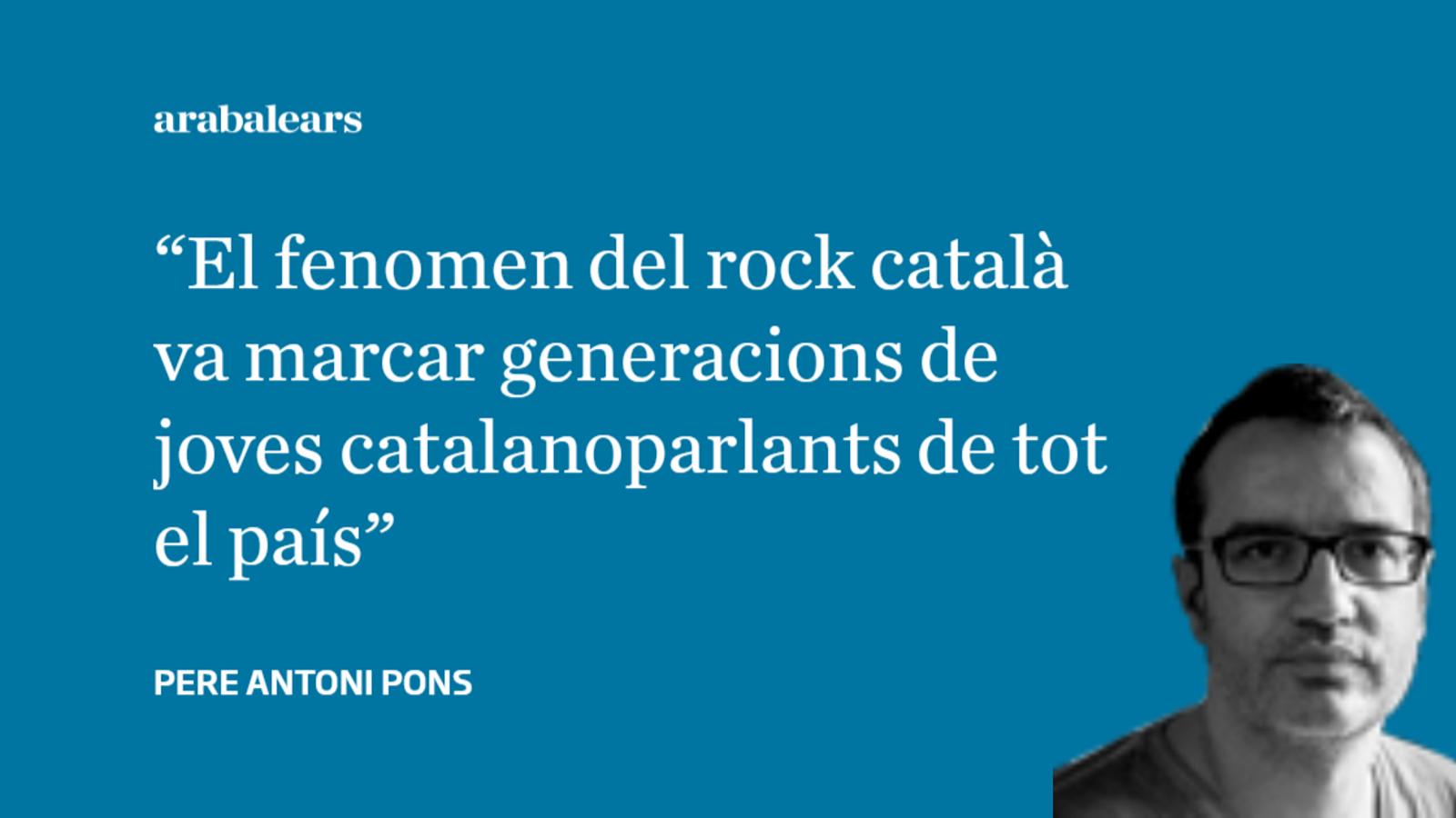 Els illencs del rock català