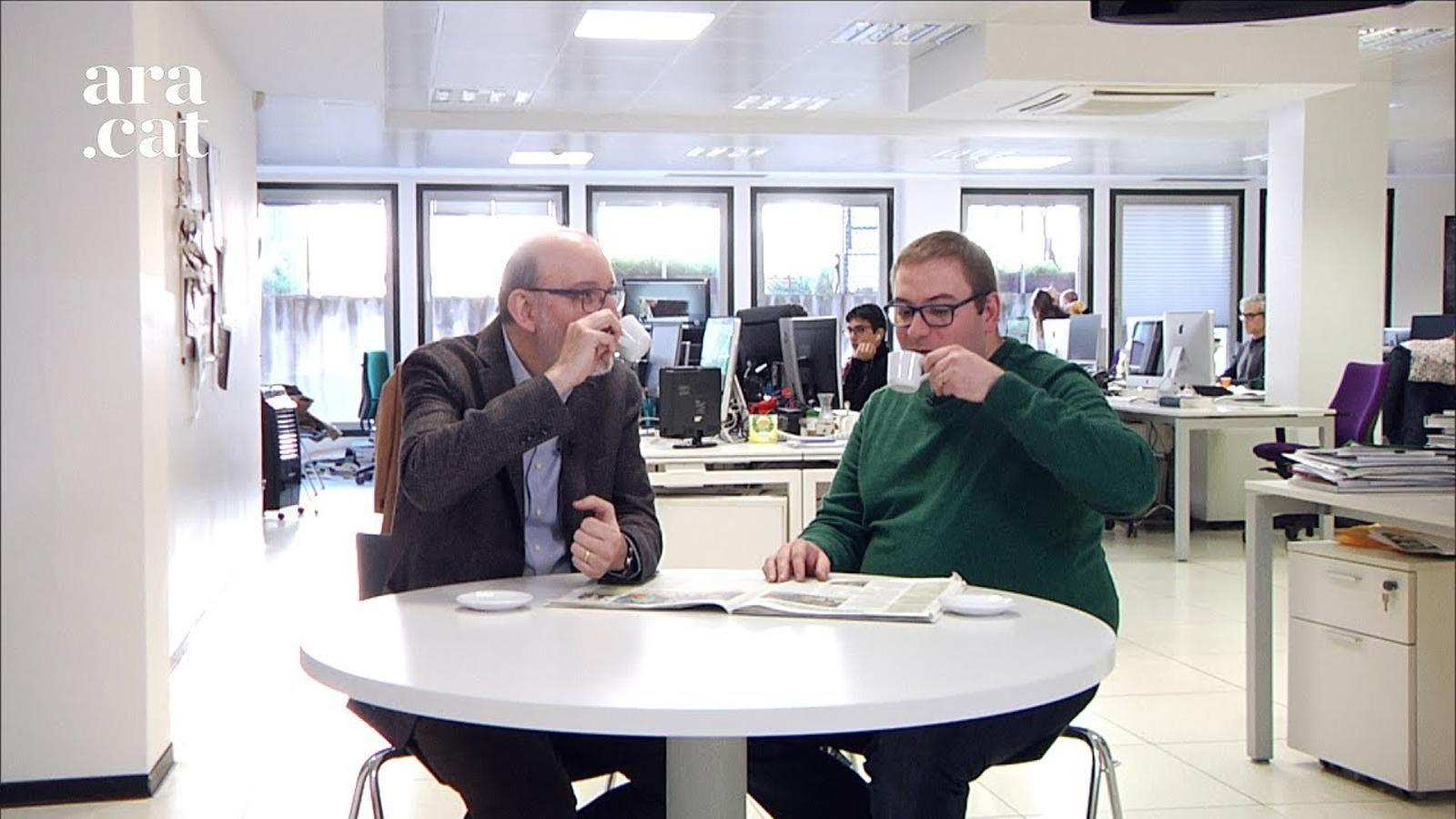 El cafè de la Lliga: criticant el VAR, a Madrid van en contra de la modernitat