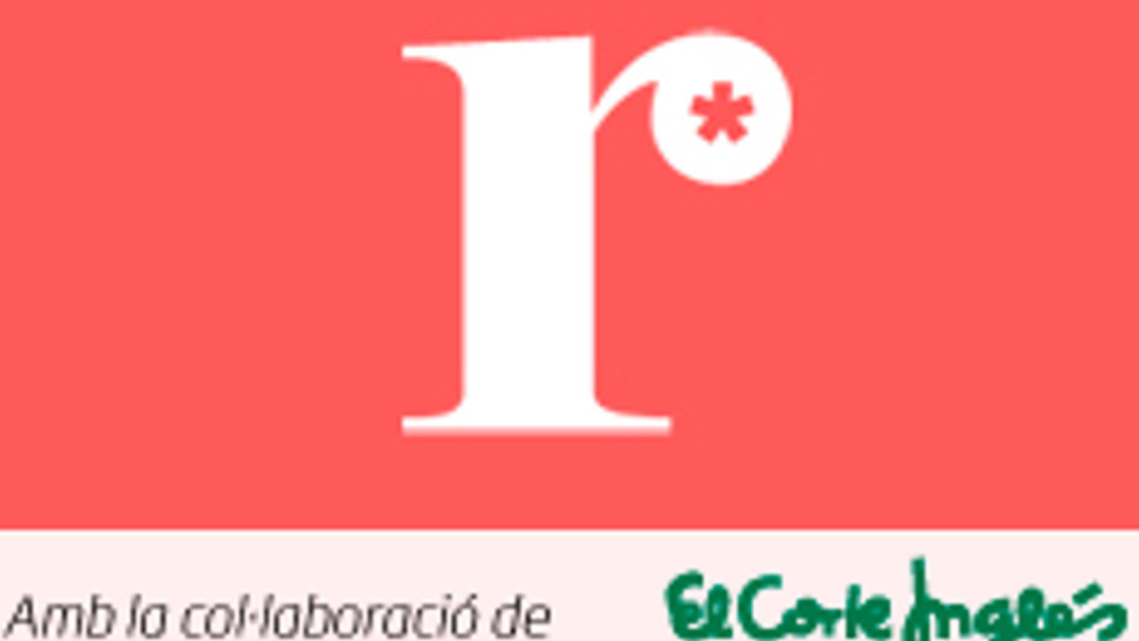 El recomanador de Sant Jordi 2016