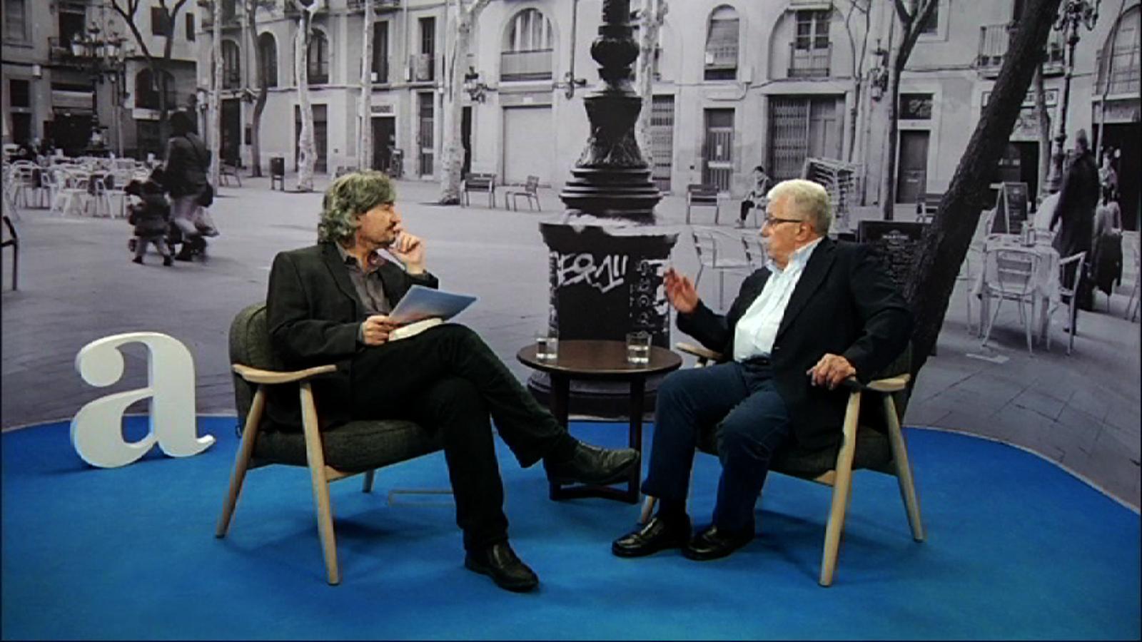 Carles Capdevila entrevista a Josep Fontana