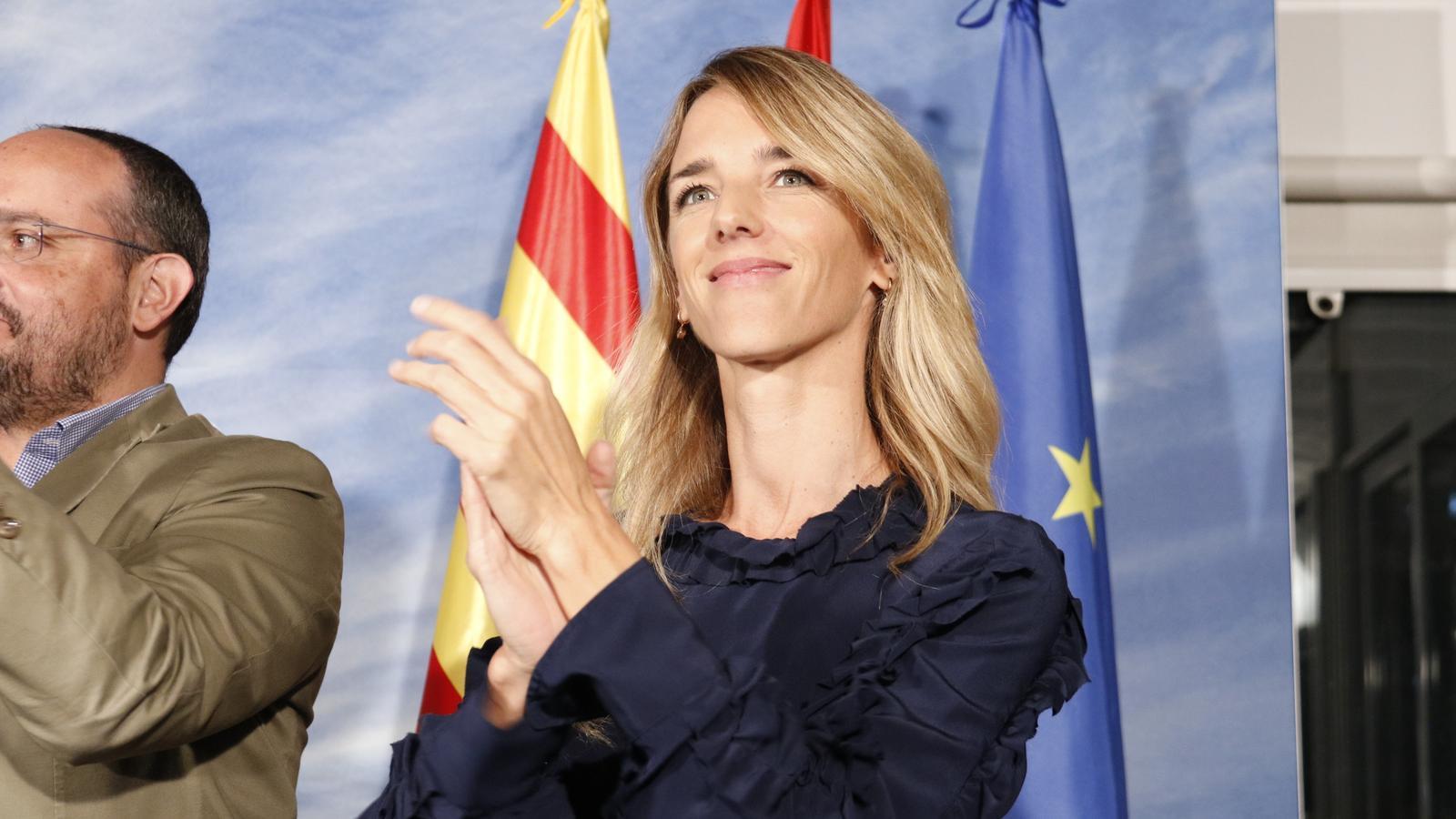 El PP fia a la carta Álvarez de Toledo la remuntada a Catalunya