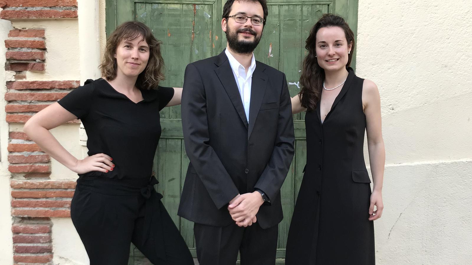 Trio Goldberg. / FUNDACIÓ ONCA