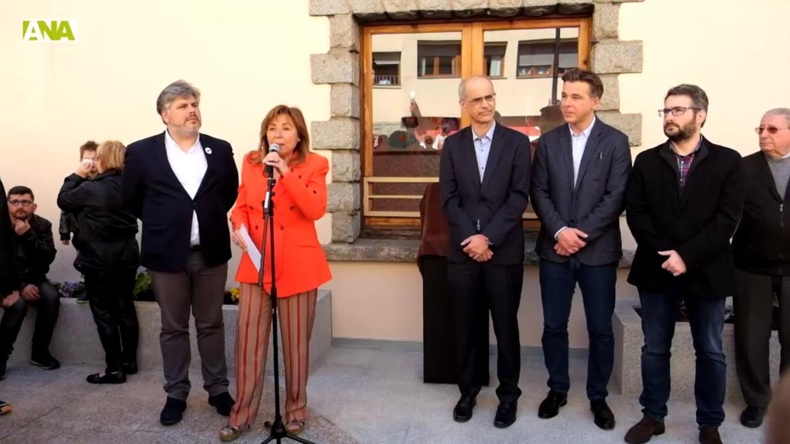 Festa d'inauguració de la plaça i el parc Ciutat de Valls