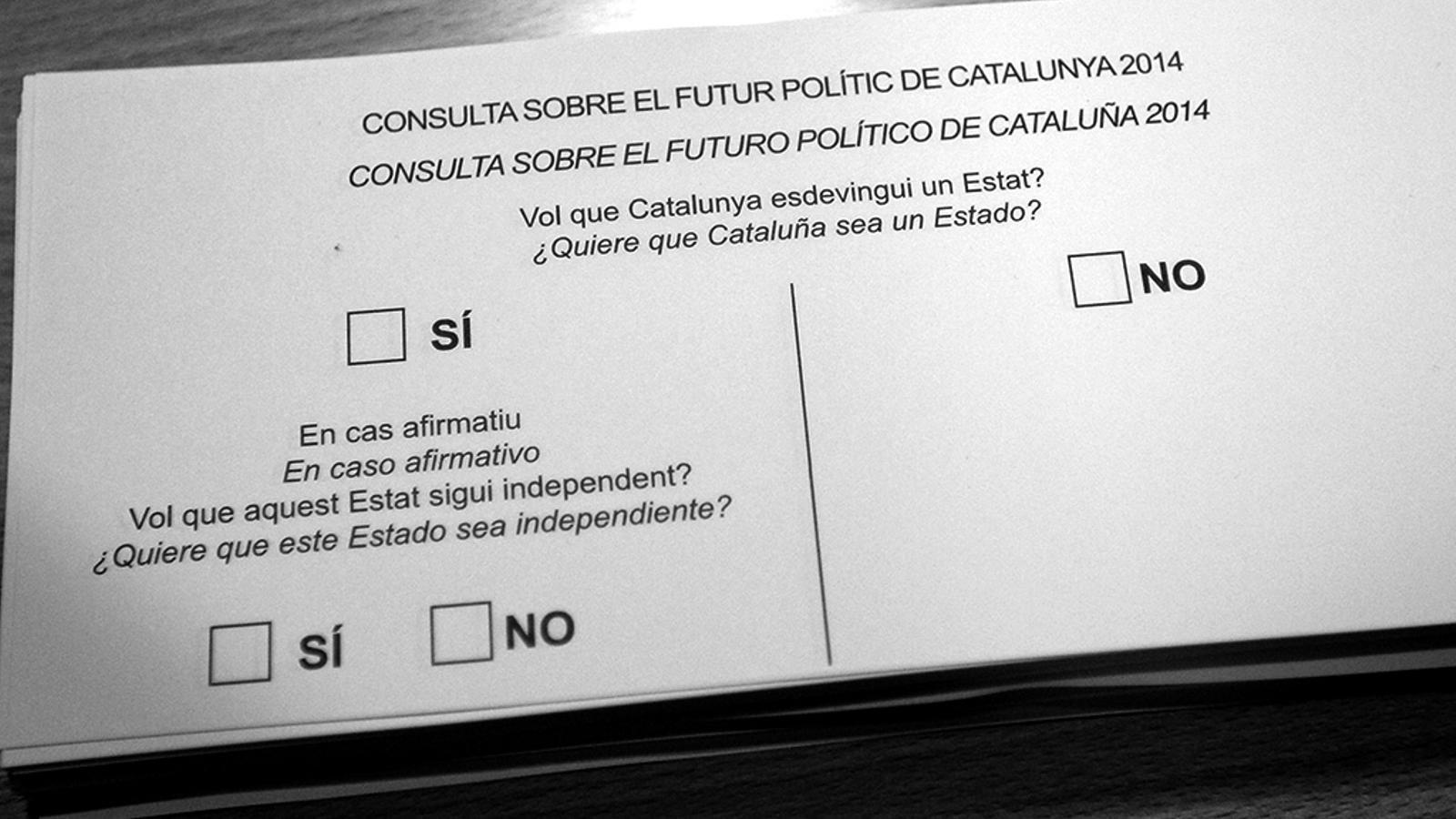 L'editorial d'Antoni Bassas: Un judici polític demana una resposta política (30/09/2015)