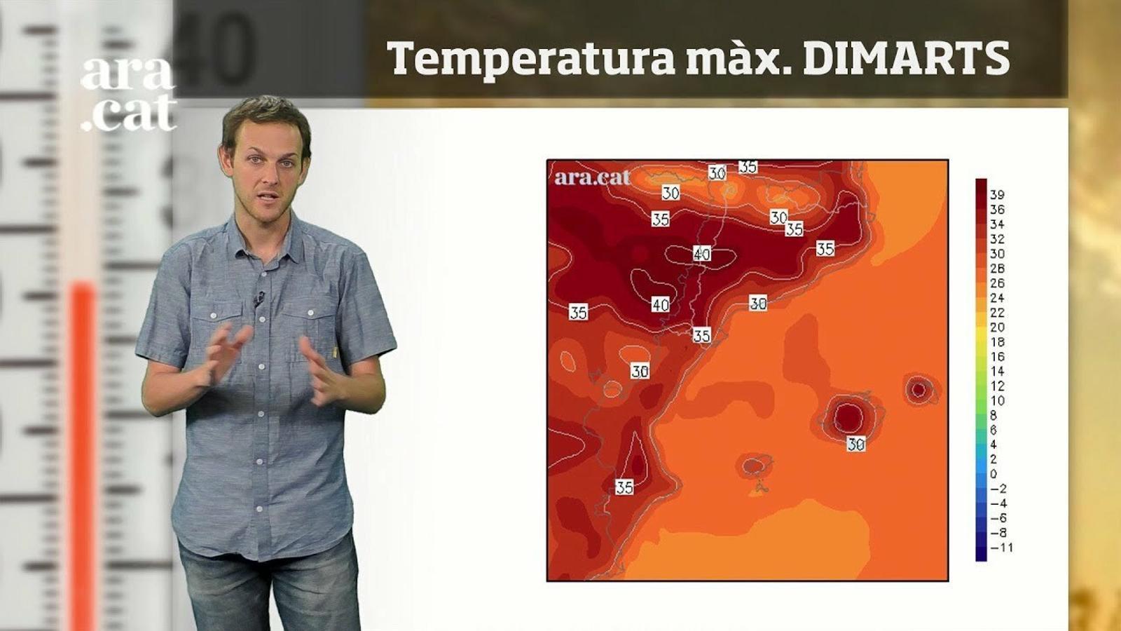 Méteo especial: comença l'onada de calor