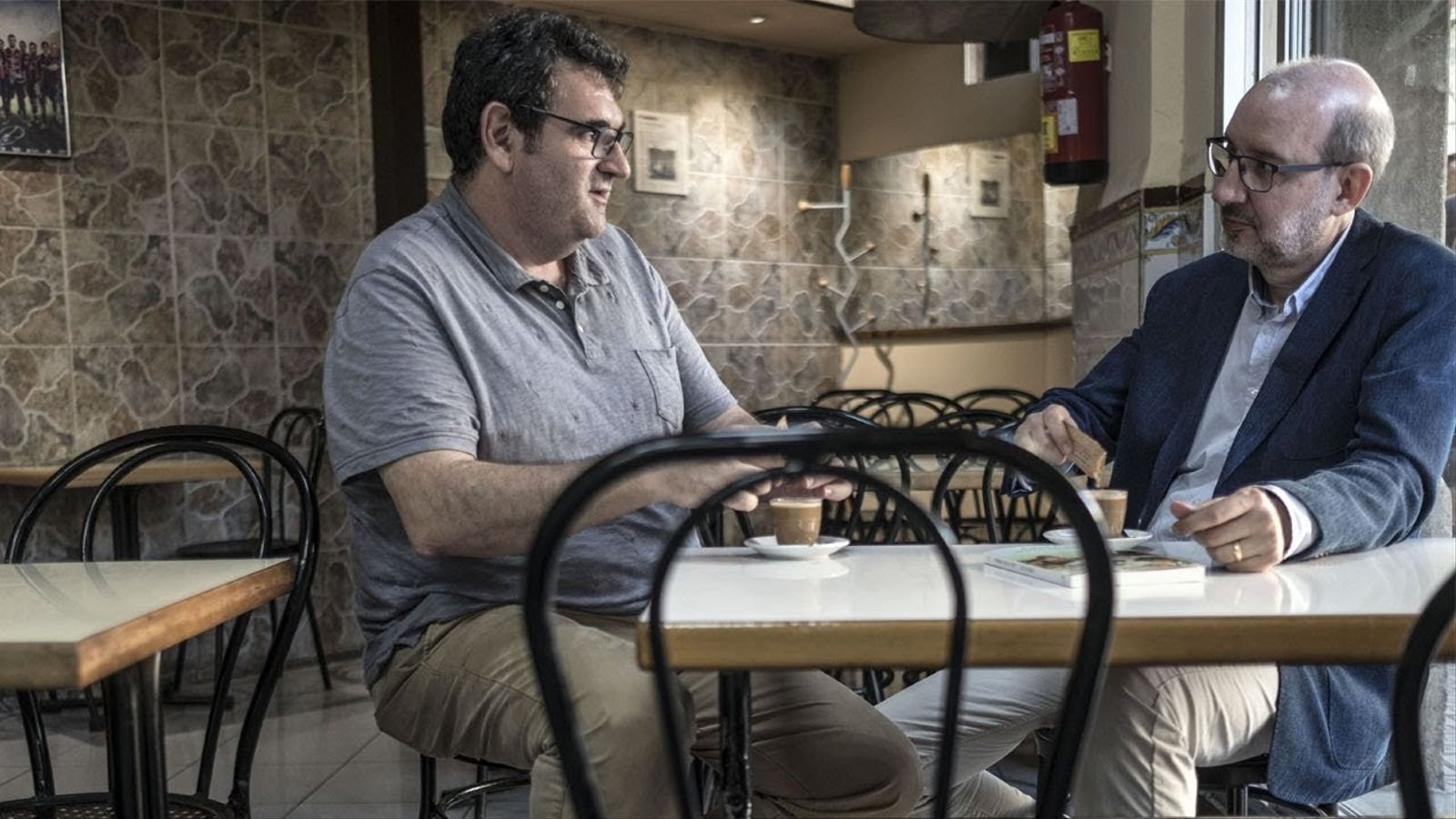 Entrevista d'Antoni Bassas a Jordi Puntí