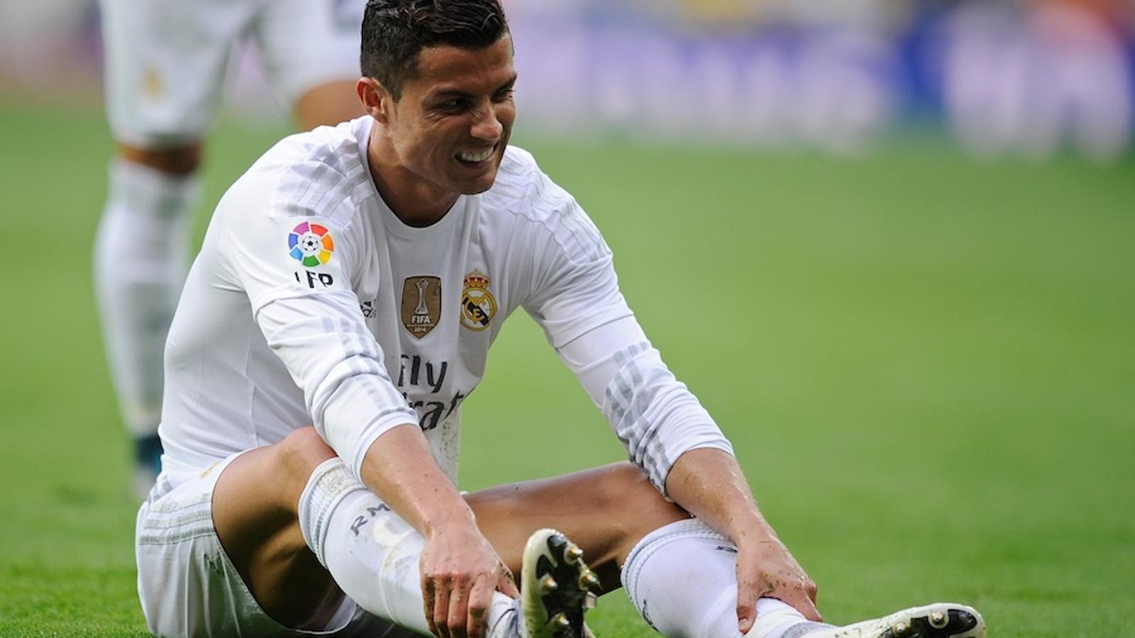 Cristiano Ronaldo / GETTY