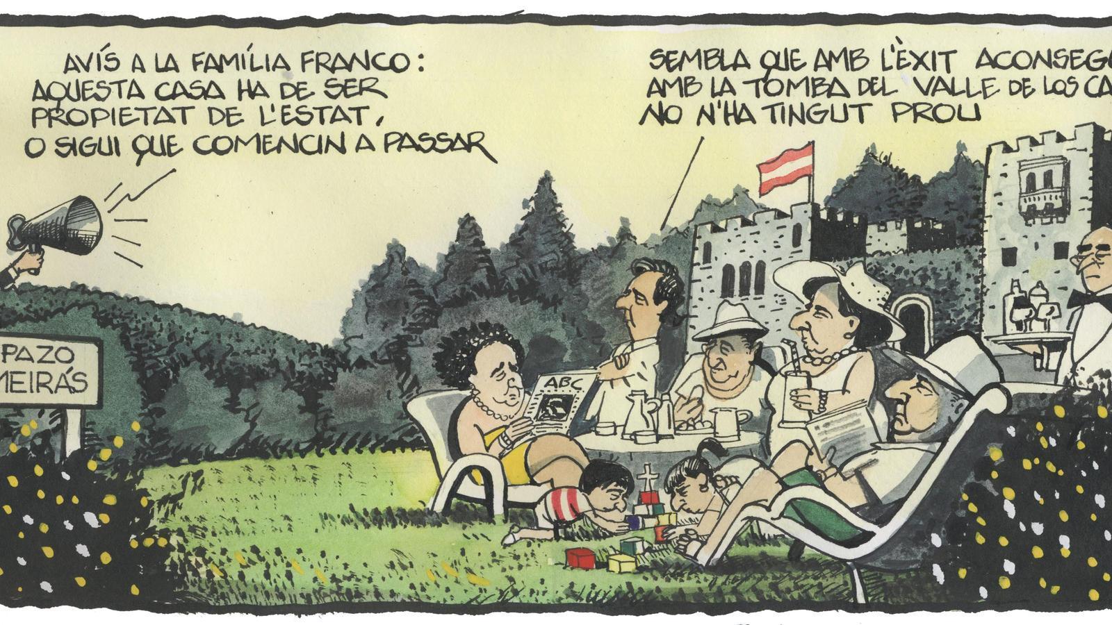 'A la contra', per Ferreres 22/07/2019