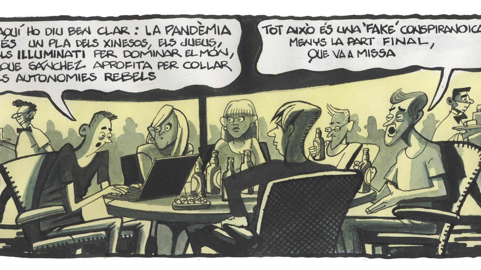 'A la contra', per Ferreres 01/06/2020