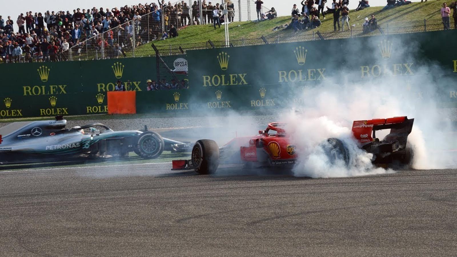 El resum del Gran Premi de la Xina de F1
