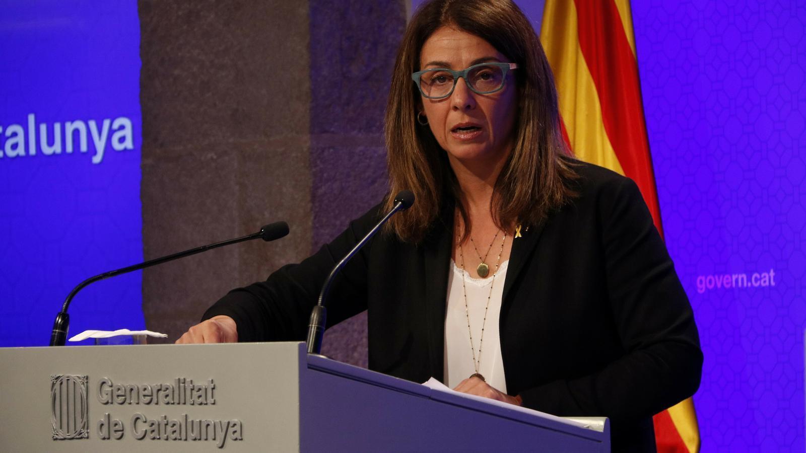 La Generalitat aprueba la segunda parte del plan de contingencia presupuestaria