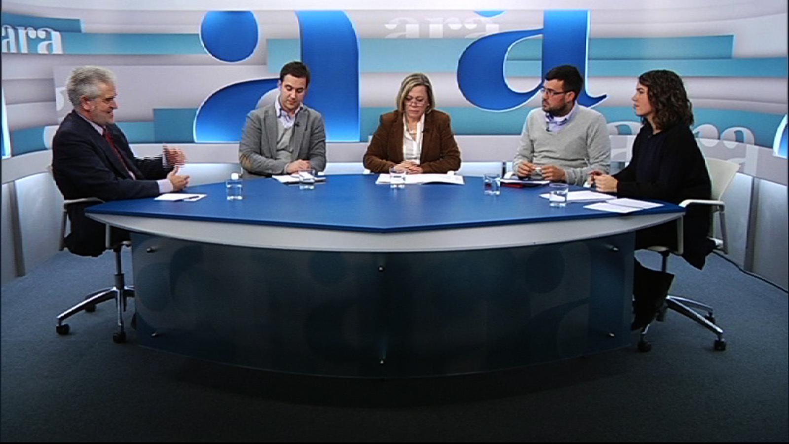 El debat del Baix Penedès: Construir un bon equilibri