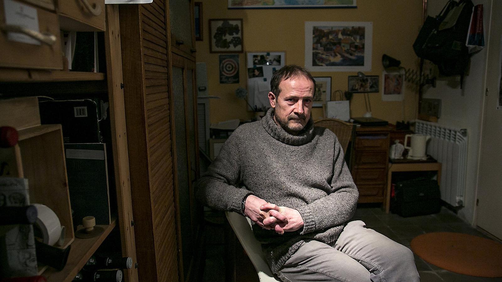 """""""El germà Andreu es va ficar dins del meu llit i em va començar a tocar"""""""