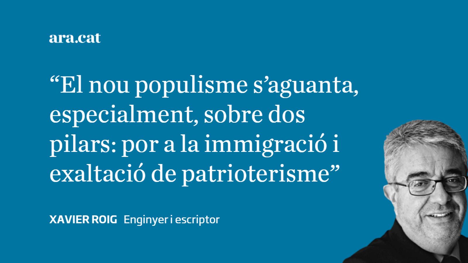 No es venç el populisme insultant-lo