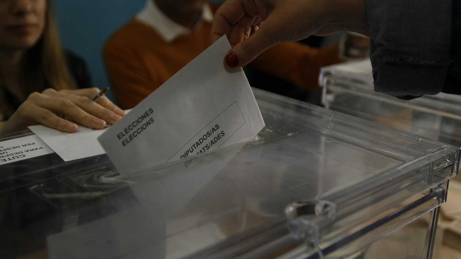 La participació a les eleccions generals està sent superior que als comicis de 2016.