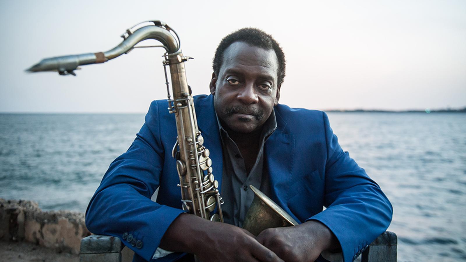 El saxofonista David Murray