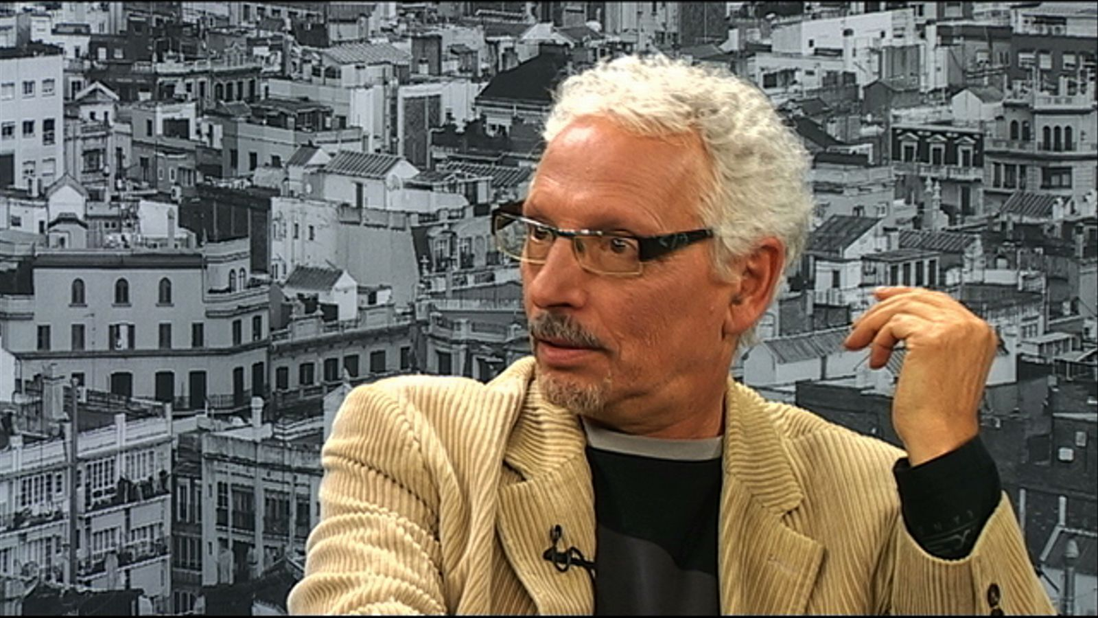 Entrevista d'Antoni Bassas a Santiago Vidal