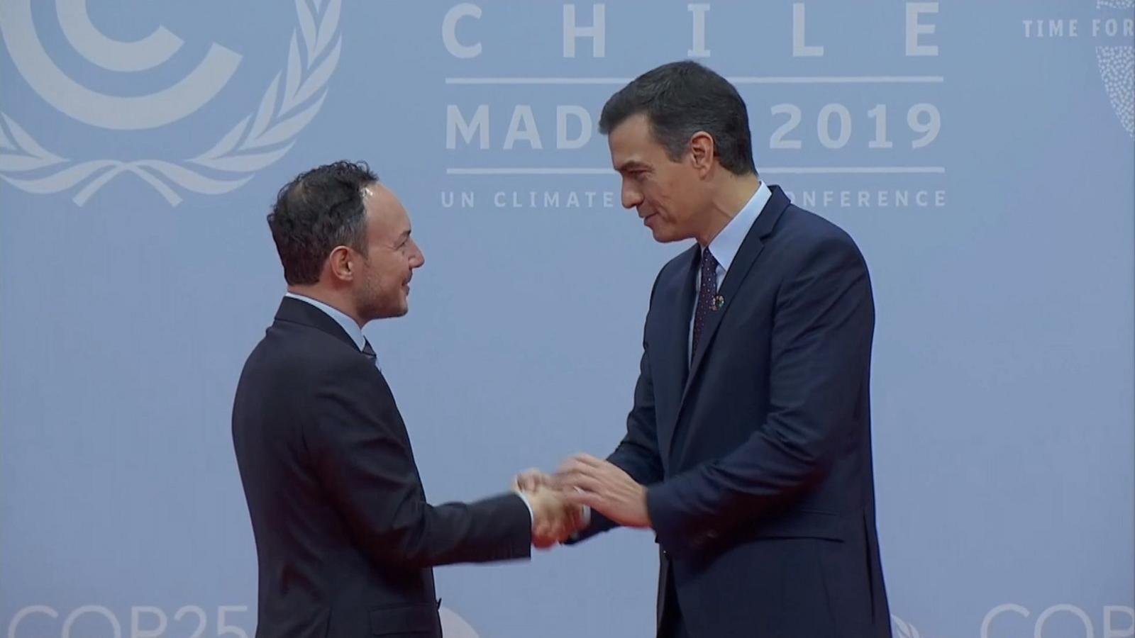 La Cimera del Clima (COP25) que s'ha celebrat a Madrid i que ha comptat amb la participació del cap de Govern, Xavier Espot