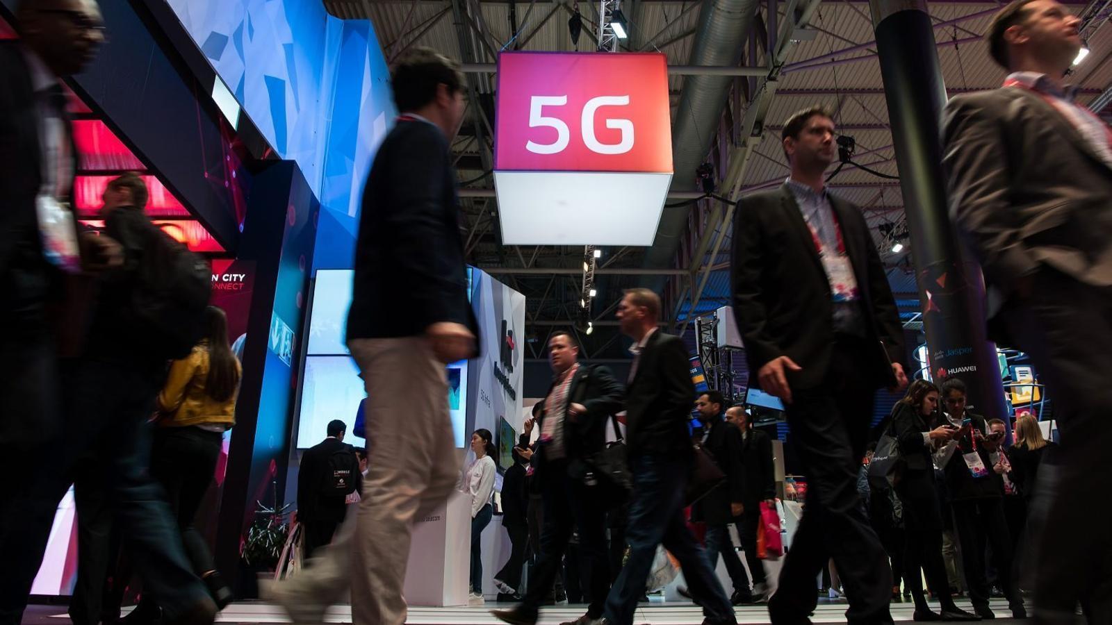 Barcelona crea un consorci per liderar la tecnologia 5G i atraure fons europeus