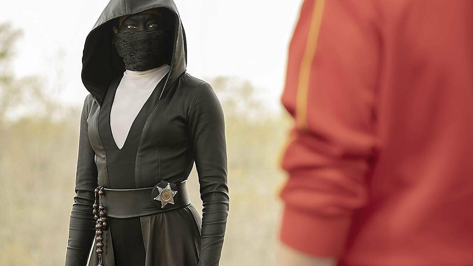 Els Watchmen de la HBO lluiten contra el racisme