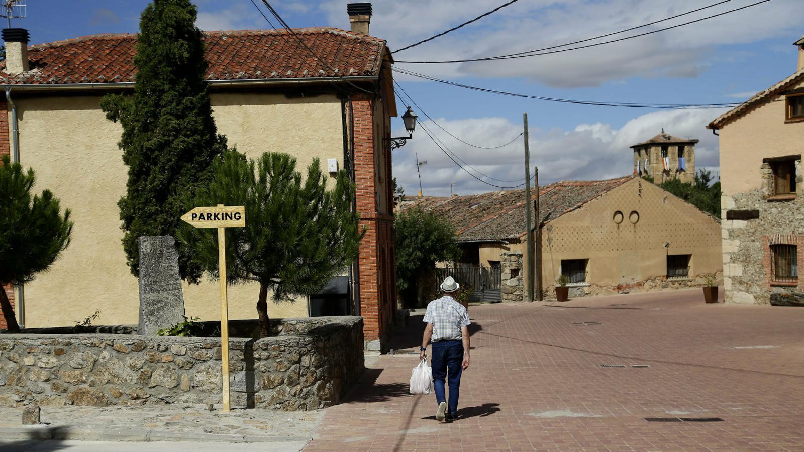 El petit poble que no ha vist mai el 'seu' senador Maroto