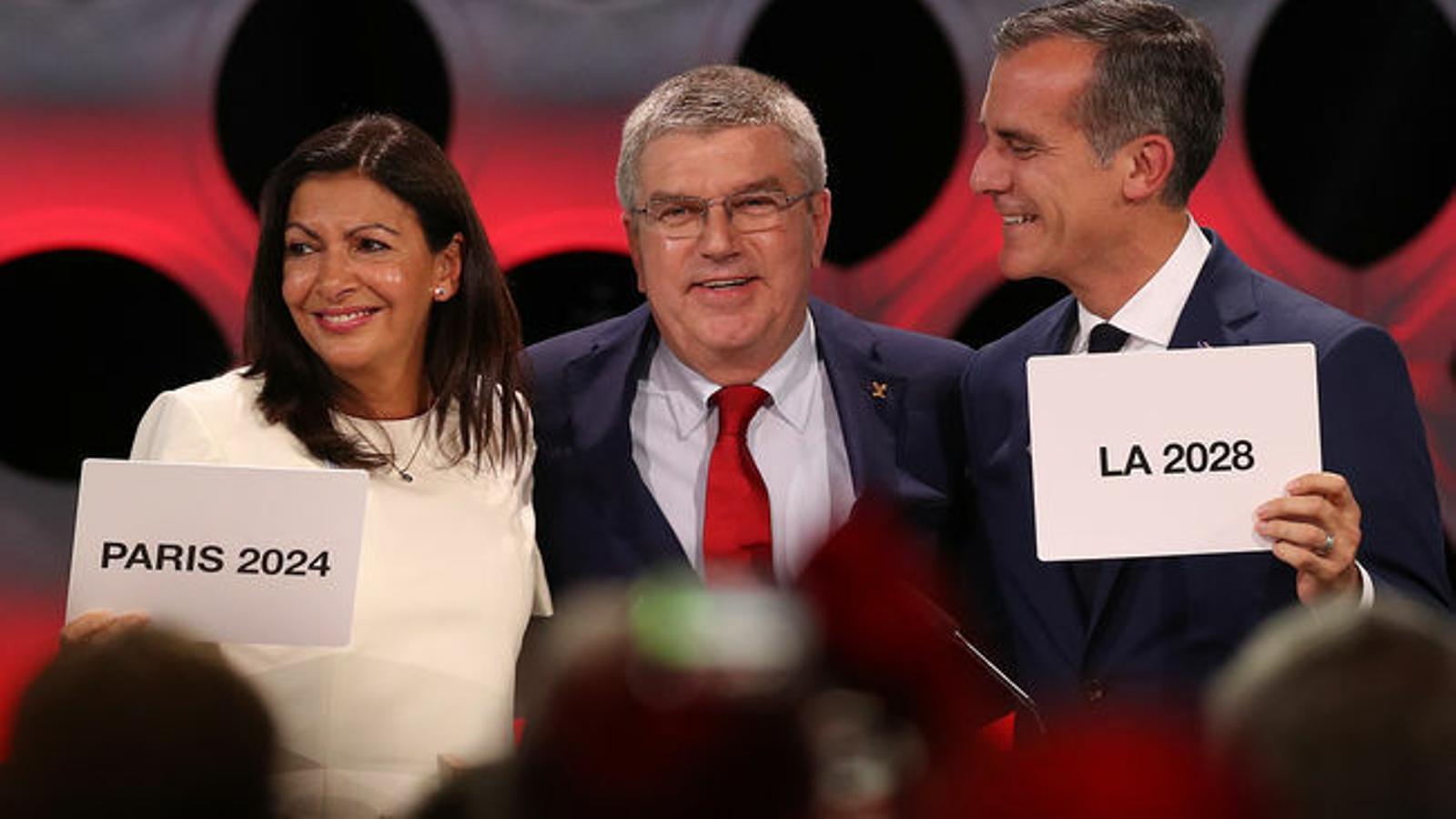 L'assemblea del Comitè Olímpic reunida a Lima el passat mes de desembre