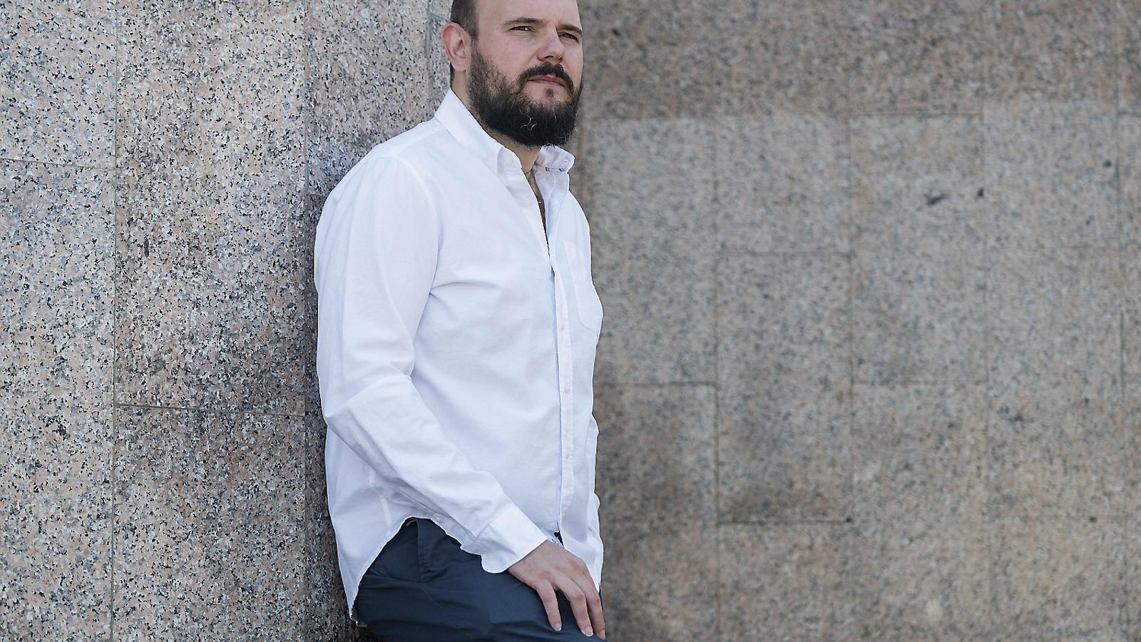 """Niño de Elche: """"El trauma del flamenc ja el vaig passar fa temps"""""""